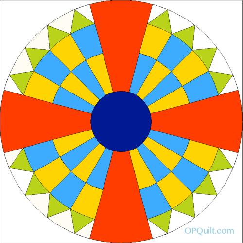 Circles Block Eleven