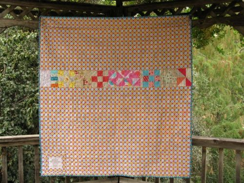 Sing A Song of Sampler Blocks_back