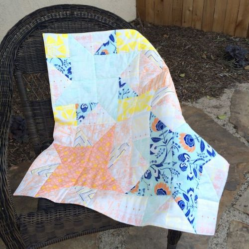 star Neonatal quilt