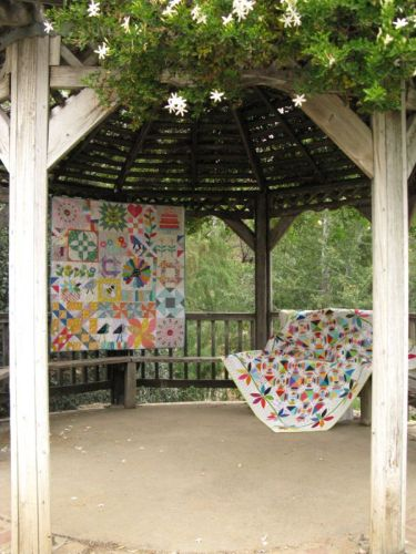 Two quilts_2015