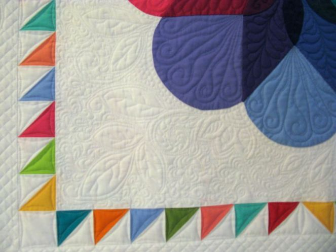 Colorwheel Blossom_quilting2