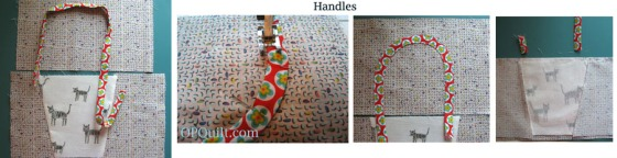 Wonky Baskets_sewing handles