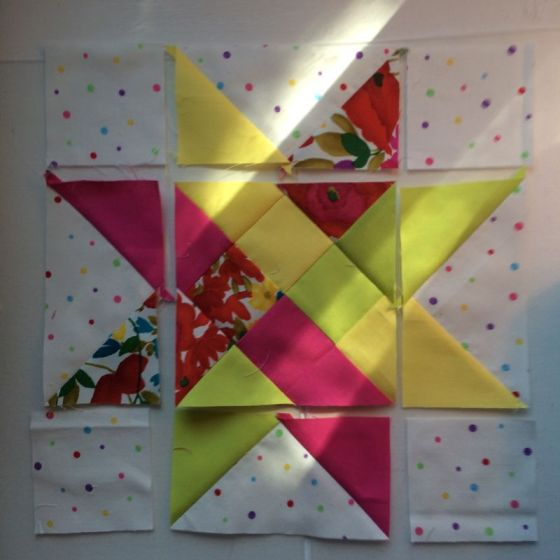 Woven Star Block _5