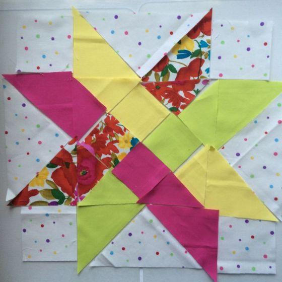 Woven Star Block_2