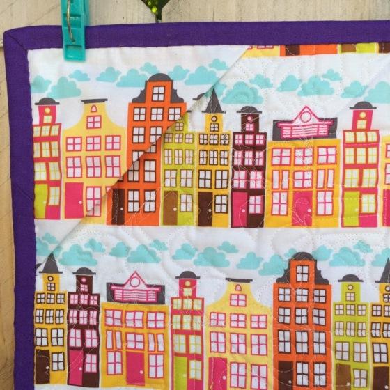 Mini House_back detail