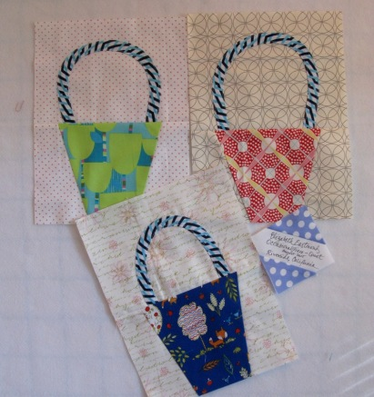 Mary's Blocks for August 2015