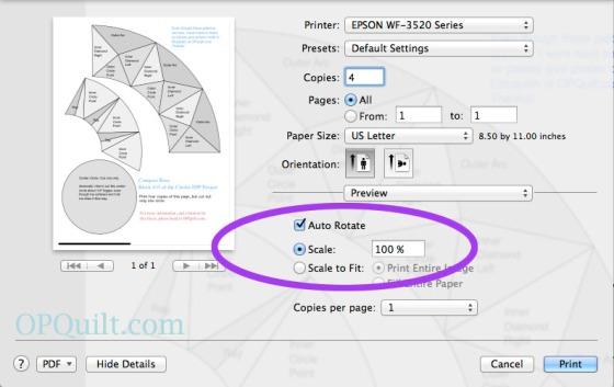 Printing Circle 15