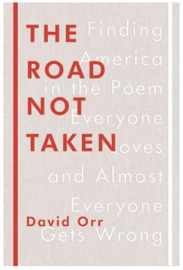 The Road Not Taken Book