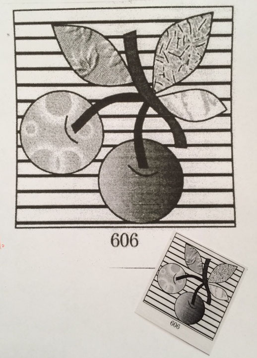 CN606 prep