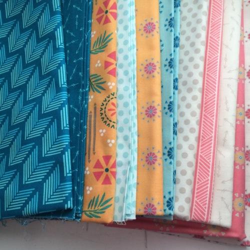 Bright Sun Fabrics
