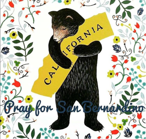 pray for san bernardino