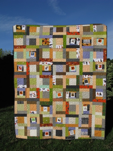 Spooky Quilt_front