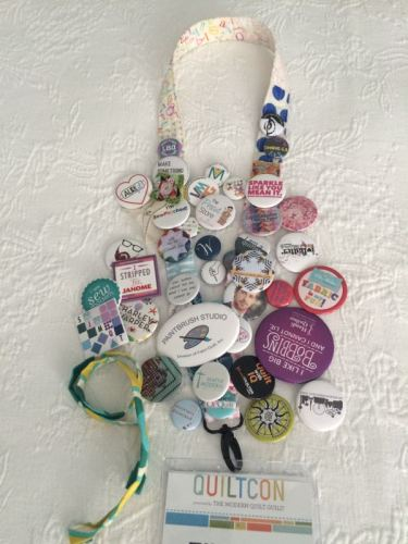 QuiltCon2016 buttons