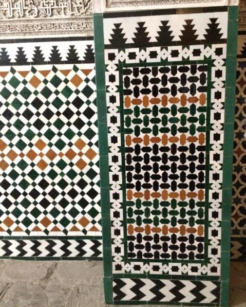 Alcazar Tiles