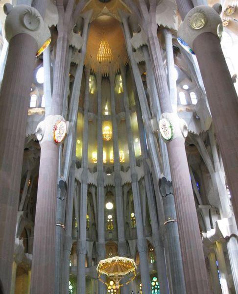 FourinArtMay16_La Sagrada Familia