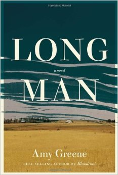 Long Man Novel Cover