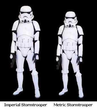 MetricImperial Stormtrooper