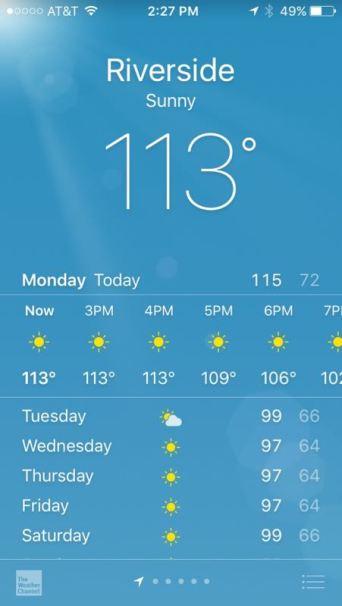 113 degrees_toohot