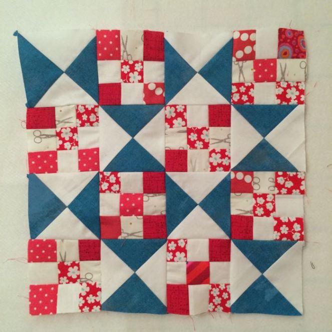 Gwen_my little quilt