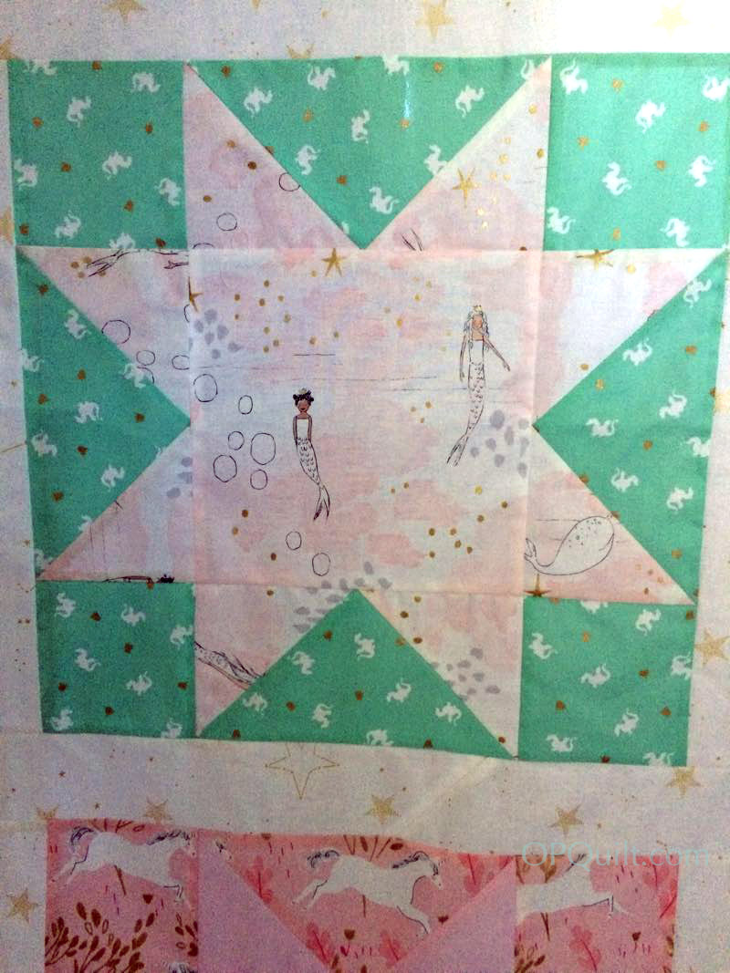 Magic Stars Quilt With Sarah Jane Fabrics
