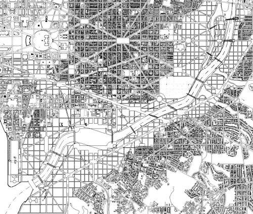 dc-street-grid