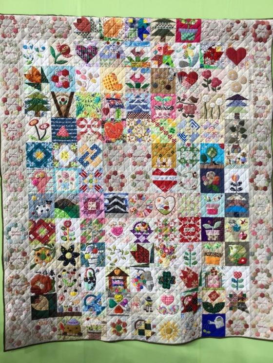Parternership Quilt Border Idea