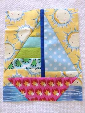 Tiny Sailboat Quilt_1