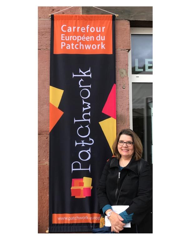European Patchwork Meeting Banner
