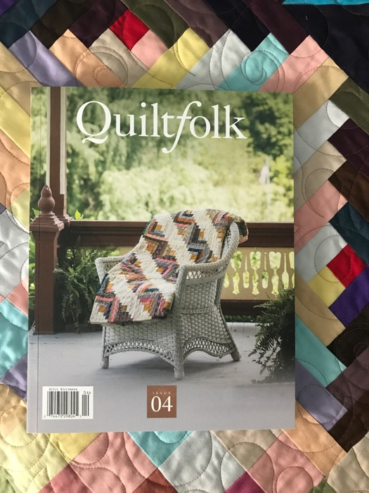 Quiltfolk Issue 4