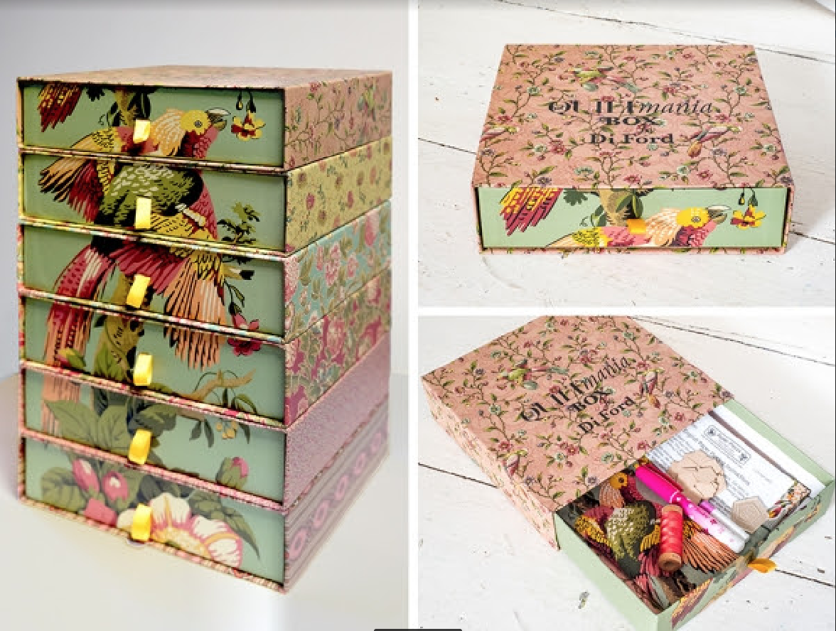 QuiltMania box set Di Ford