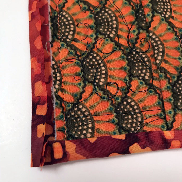 Tiny Pumpkin Quilt_binding3