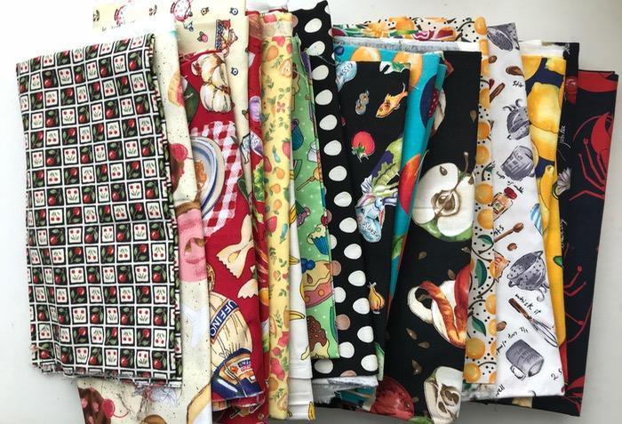 Basket_food fabrics