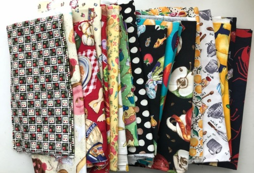 Basket_food fabrics