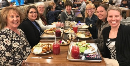 QuiltCon2018meal_2