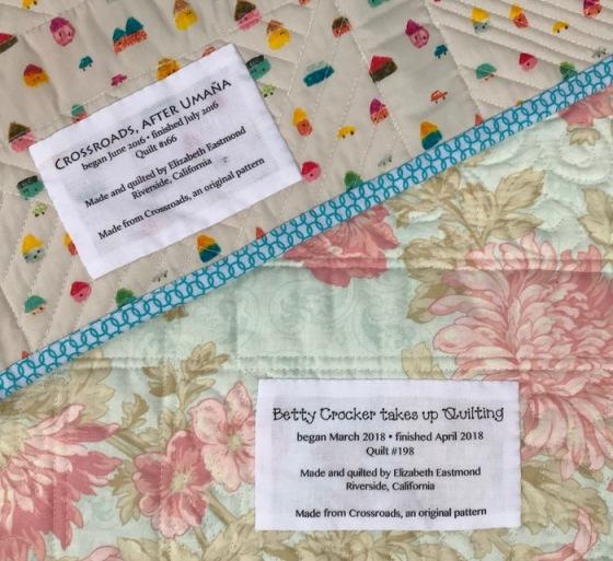Betty Crocker Qlting_5labels