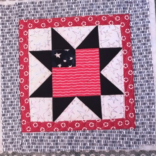 Fourth July Tiny Quilt_2