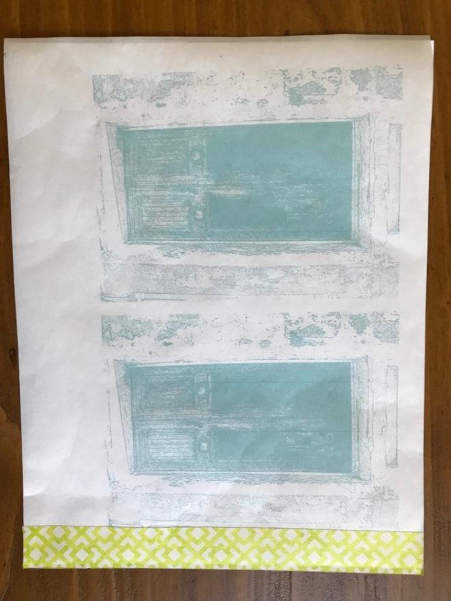 3_printing on freezer paper