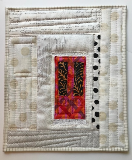 Tiny Quilt Red Door_4
