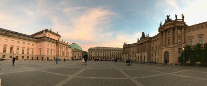 Berlin Babelplatz