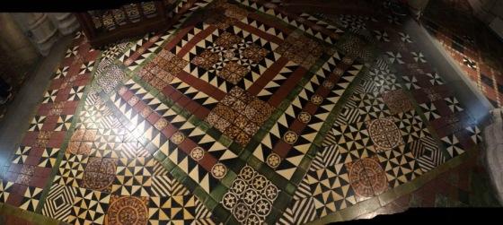 Dublin Christchurch floor2