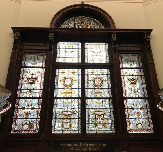 Dublin National Library