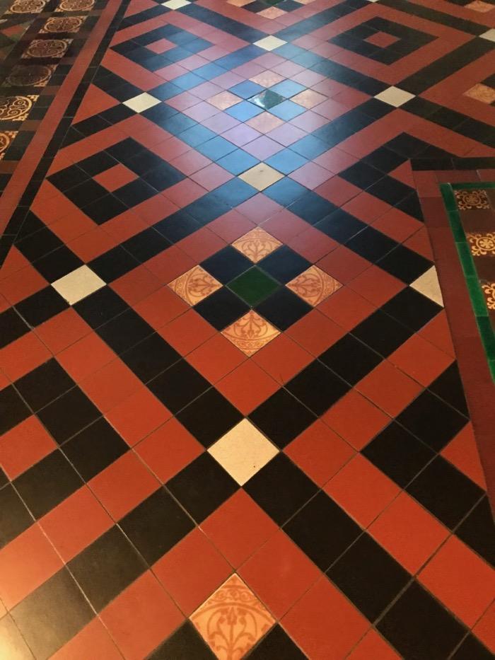 Dublin StPatricks floor1