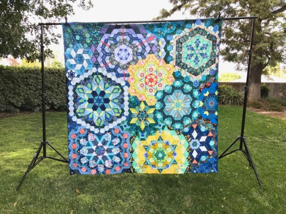 Quilt Stand