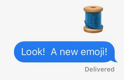 Thread emoji