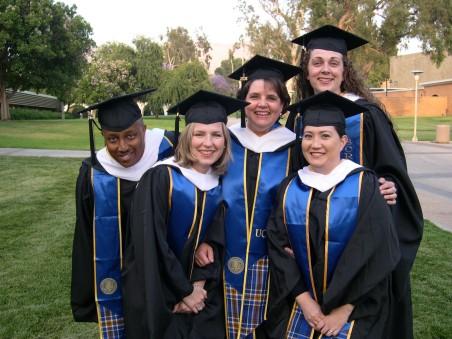 ESE and MFA Grads