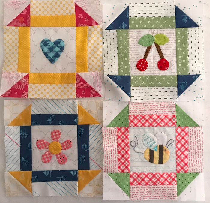 Bee Happy Quilt_Feb_1