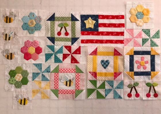 Bee Happy Quilt_Feb_2