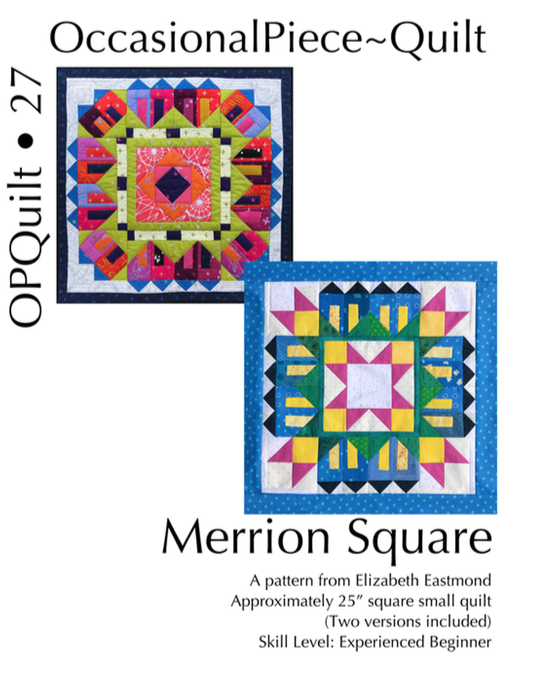 Merrion Square Pattern_opquilt_illustration