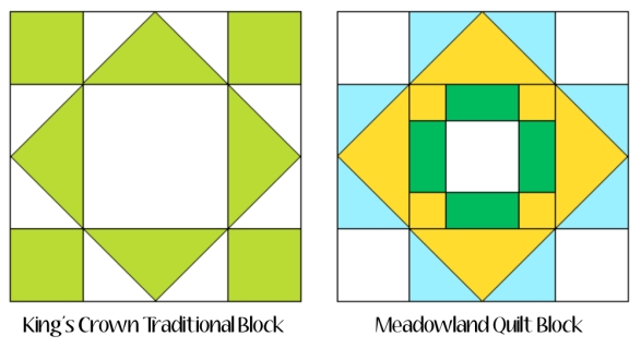 KingsCrown_Meadlowland Quilt Blocks