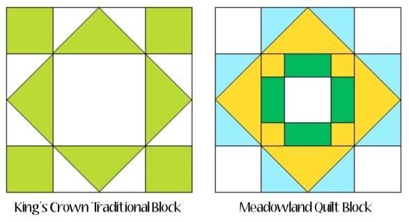 KingsCrown_Meadlowland Quilt Blocks